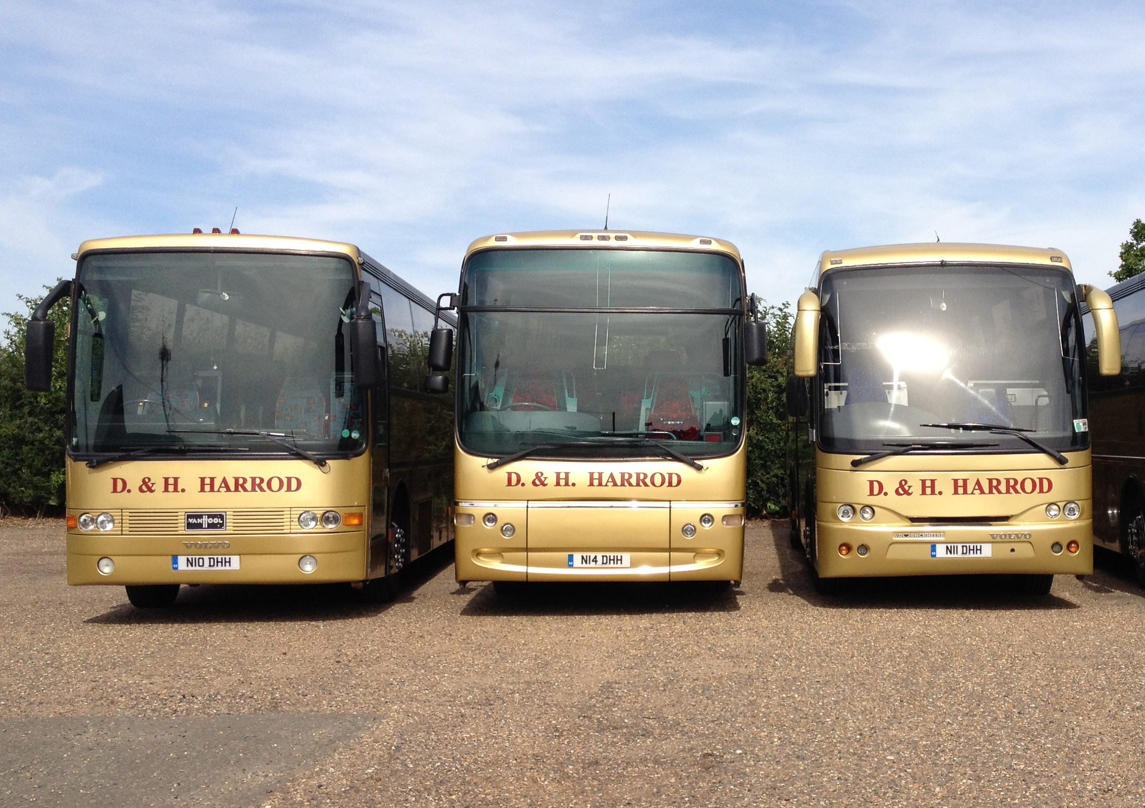 Home Harrods Coaches